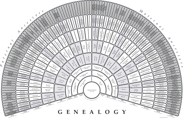 Genealogy Charts - TreeSeek.com